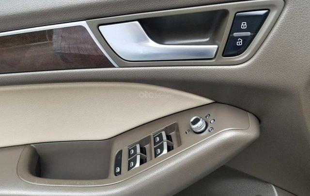 Bán Audi Q5 2.0 TFSI Quattro sản xuất 2013, đăng ký 2014, màu xanh6