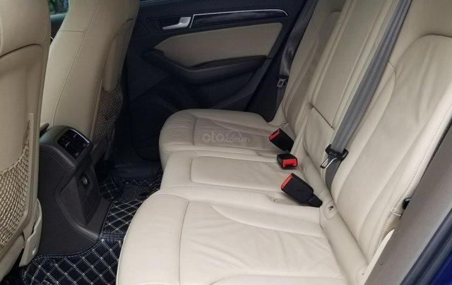 Bán Audi Q5 2.0 TFSI Quattro sản xuất 2013, đăng ký 2014, màu xanh7