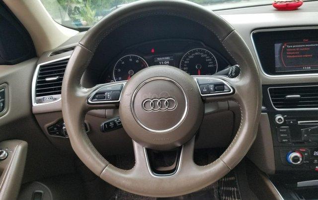 Bán Audi Q5 2.0 TFSI Quattro sản xuất 2013, đăng ký 2014, màu xanh8