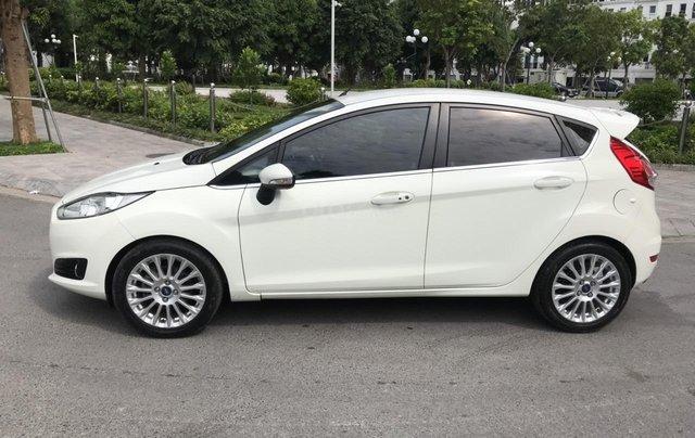 Ford Fiesta S sx 2015 màu trắng chạy chuẩn 40.000km3
