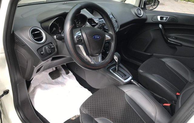 Ford Fiesta S sx 2015 màu trắng chạy chuẩn 40.000km9