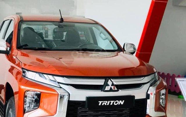 Triton số tự động màu cam, trắng có sẵn giao ngay tháng 1 tại Đà Nẵng0