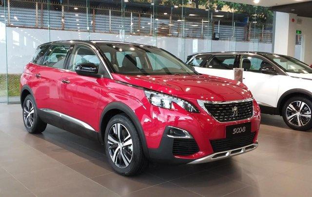 """Giá tốt nhất tháng 10 cho Peugeot 5008 AT 2020 """"Peugeot Bình Dương""""0"""