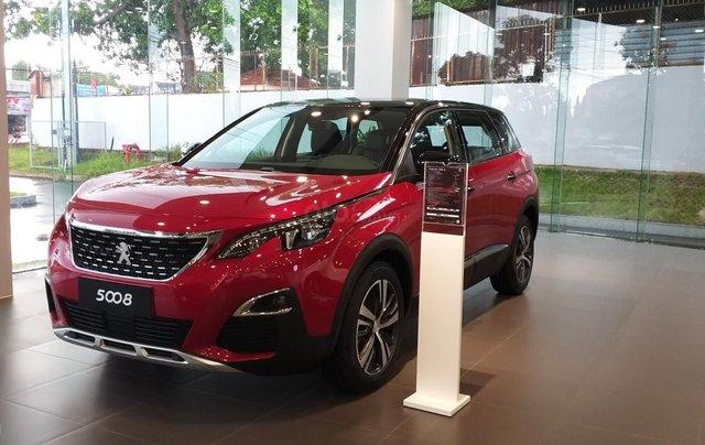 """Giá tốt nhất tháng 10 cho Peugeot 5008 AT 2020 """"Peugeot Bình Dương""""1"""