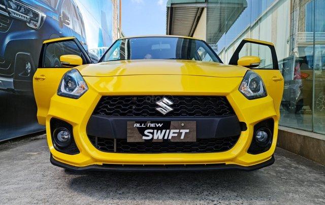 Bán xe hơi Suzuki Swift 1.2 CVT màu vàng nhập khẩu Thái Lan0