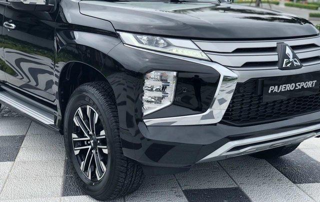 Mitsubishi Pajero Sport dòng xe sang bậc nhất phân khúc, lăn bánh khai niên, nhận ưu đãi đặc quyền1