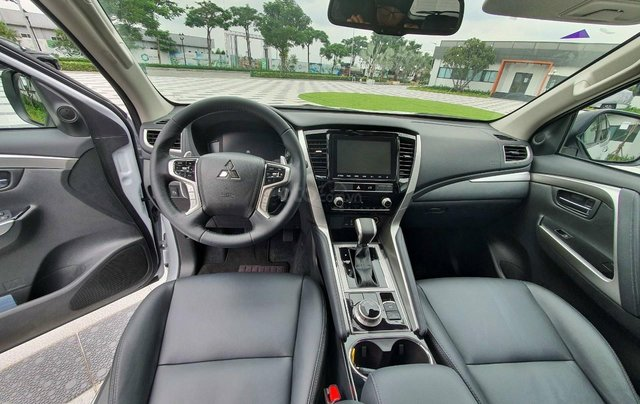 Mitsubishi Pajero Sport dòng xe sang bậc nhất phân khúc, lăn bánh khai niên, nhận ưu đãi đặc quyền5