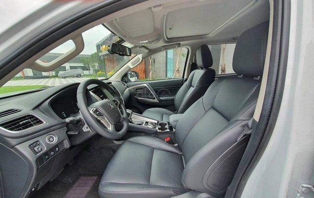 Mitsubishi Pajero Sport dòng xe sang bậc nhất phân khúc, lăn bánh khai niên, nhận ưu đãi đặc quyền6