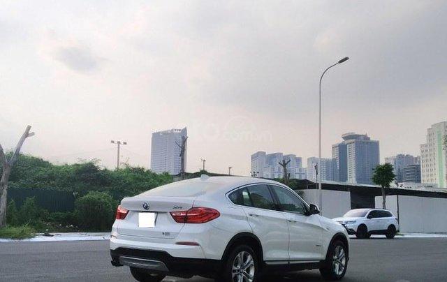 Bán BMW X4 2014, màu trắng, nhập khẩu nguyên chiếc chính chủ3
