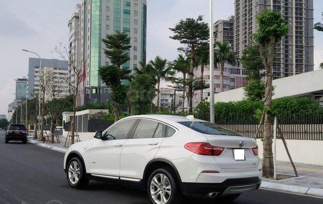 Bán BMW X4 2014, màu trắng, nhập khẩu nguyên chiếc chính chủ2