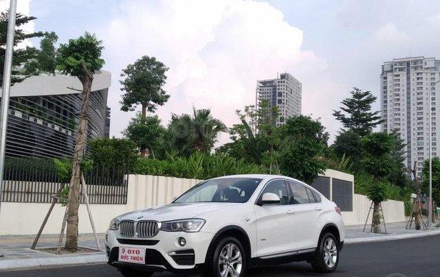 Bán BMW X4 2014, màu trắng, nhập khẩu nguyên chiếc chính chủ0