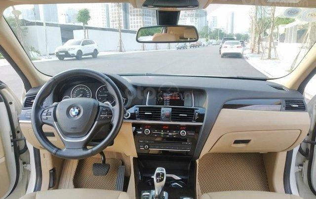 Bán BMW X4 2014, màu trắng, nhập khẩu nguyên chiếc chính chủ4