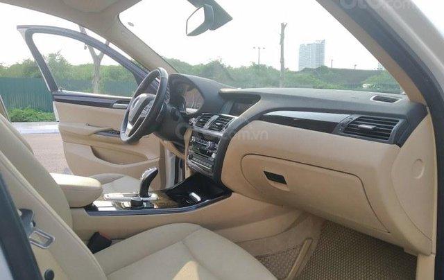 Bán BMW X4 2014, màu trắng, nhập khẩu nguyên chiếc chính chủ5
