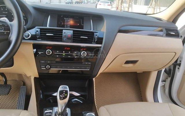Bán BMW X4 2014, màu trắng, nhập khẩu nguyên chiếc chính chủ6
