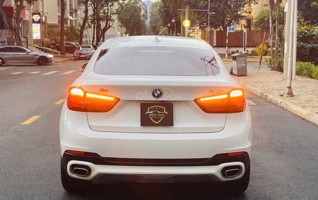 Bán xe BMW X6 đăng ký lần đầu 2017, màu trắng ít sử dụng giá chỉ 2 tỷ 679 triệu đồng1
