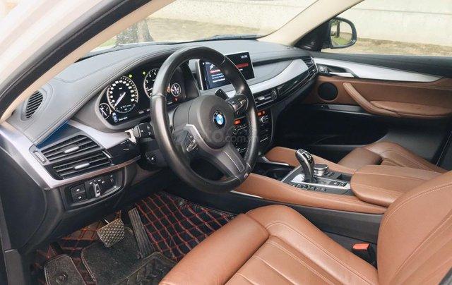 Bán xe BMW X6 đăng ký lần đầu 2017, màu trắng ít sử dụng giá chỉ 2 tỷ 679 triệu đồng2