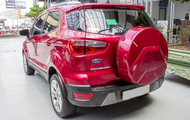 Ford Ecosport Titanium 1.5 AT sx 2018, mẫu mới, xe gia đình sử dụng chạy 30.000km, lên màn android. Có trả góp1