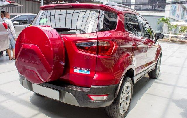 Ford Ecosport Titanium 1.5 AT sx 2018, mẫu mới, xe gia đình sử dụng chạy 30.000km, lên màn android. Có trả góp4