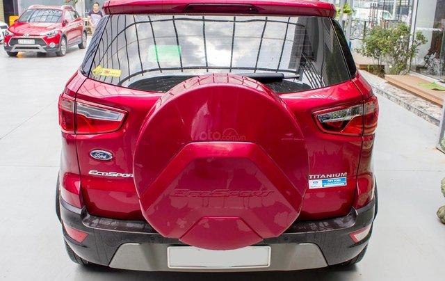 Ford Ecosport Titanium 1.5 AT sx 2018, mẫu mới, xe gia đình sử dụng chạy 30.000km, lên màn android. Có trả góp5