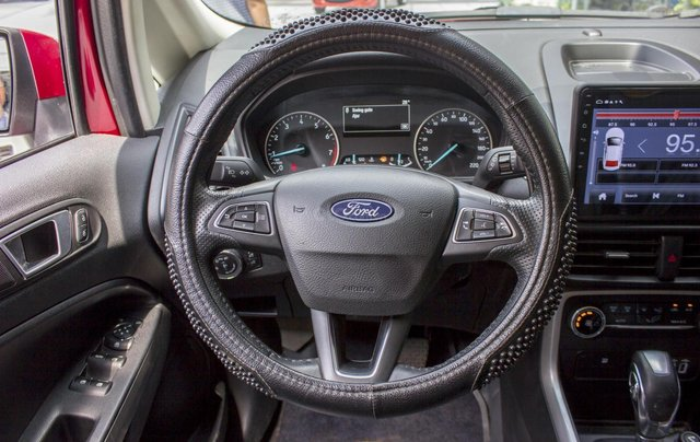 Ford Ecosport Titanium 1.5 AT sx 2018, mẫu mới, xe gia đình sử dụng chạy 30.000km, lên màn android. Có trả góp6