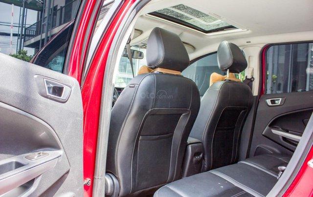Ford Ecosport Titanium 1.5 AT sx 2018, mẫu mới, xe gia đình sử dụng chạy 30.000km, lên màn android. Có trả góp9