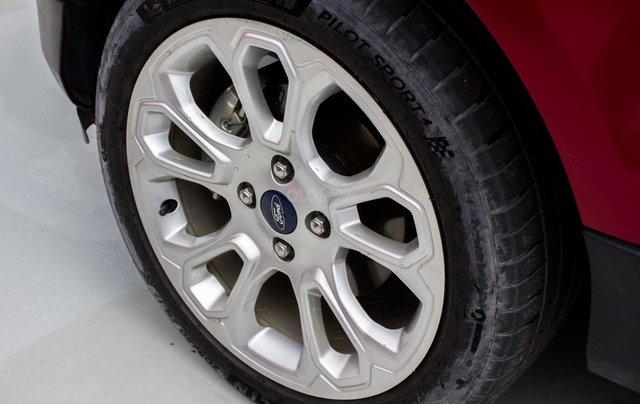 Ford Ecosport Titanium 1.5 AT sx 2018, mẫu mới, xe gia đình sử dụng chạy 30.000km, lên màn android. Có trả góp11
