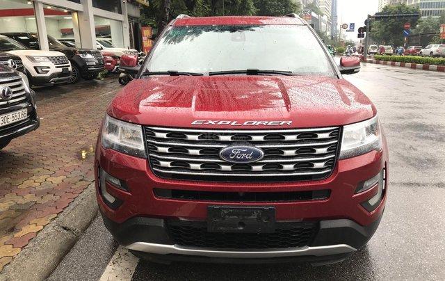 Bán Ford Explorer Limited 2.3L EcoBoost 2016 - 1 tỷ 495 triệu0