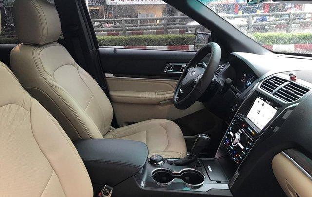 Bán Ford Explorer Limited 2.3L EcoBoost 2016 - 1 tỷ 495 triệu2