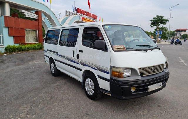 Toyota nhập khẩu sx 1995 máy 2.0 xe 4 cửa chạy 110.000km 9L/100km nội thất ghi máy xăng. Đăng kí 3 chỗ số tay, màu trắng1