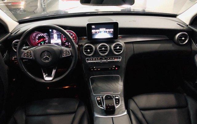 Mercedes C200 sx 2017, như mới, siêu lướt, 1tỷ 130tr, hỗ trợ vay ưu đãi3