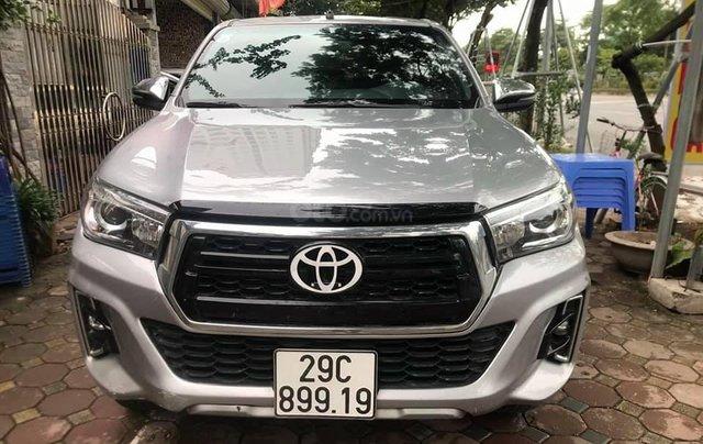 Bán xe Toyota Hilux 2.8L sản xuất 2018, 2 cầu máy dầu, số tự động 0