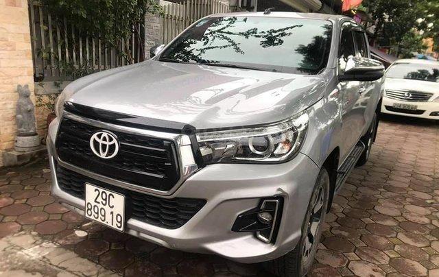 Bán xe Toyota Hilux 2.8L sản xuất 2018, 2 cầu máy dầu, số tự động 4