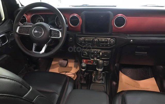 Bán gấp với giá ưu đãi chiếc Jeep Rubicon sản xuất năm 2020, xe giá thấp, xe siêu lướt6