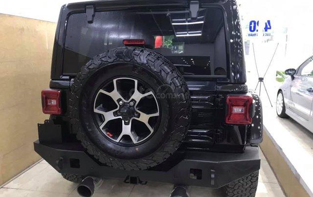 Bán gấp với giá ưu đãi chiếc Jeep Rubicon sản xuất năm 2020, xe giá thấp, xe siêu lướt1