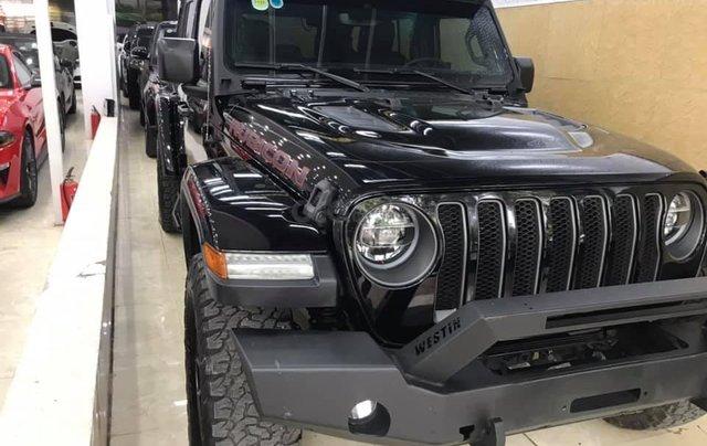 Bán gấp với giá ưu đãi chiếc Jeep Rubicon sản xuất năm 2020, xe giá thấp, xe siêu lướt2