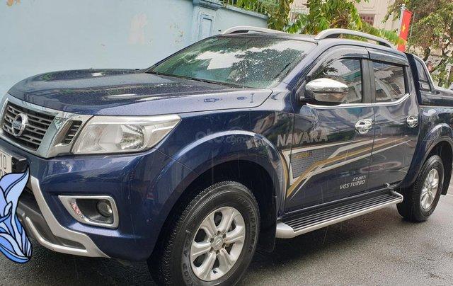 Bán Nissan Navara EL Premium 1 cầu dầu 2.5 tự động, đời 2019 màu xanh mới 98%0