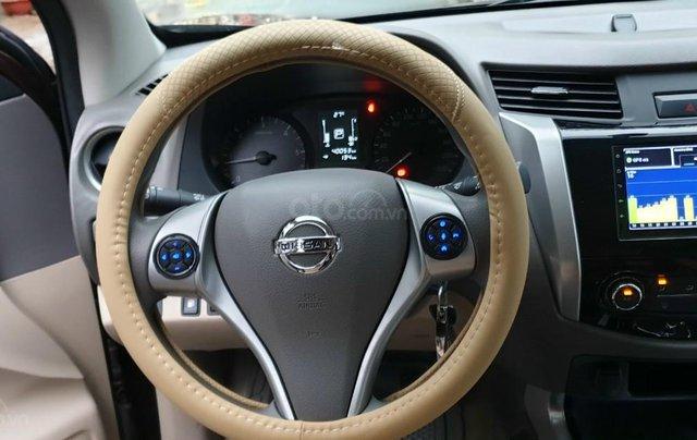 Bán Nissan Navara EL Premium 1 cầu dầu 2.5 tự động, đời 2019 màu xanh mới 98%7