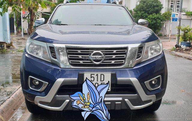Bán Nissan Navara EL Premium 1 cầu dầu 2.5 tự động, đời 2019 màu xanh mới 98%14