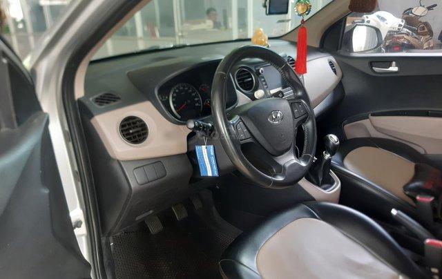 Bán Hyundai Grand i10 9/2017, một chủ mua mới từ đầu5
