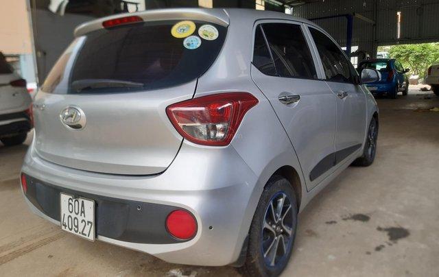 Bán Hyundai Grand i10 9/2017, một chủ mua mới từ đầu0