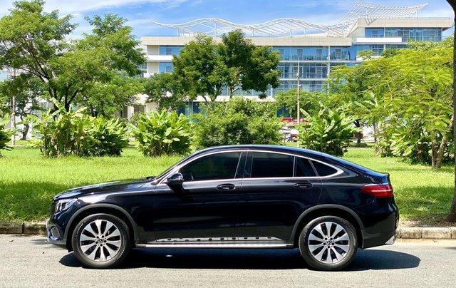 Bán GLC300 Coupe 2019 đen, nội thất đỏ, nhập nguyên chiếc, xe chạy 15.000km bao check hãng4