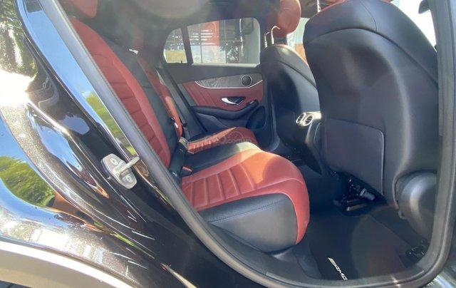 Bán GLC300 Coupe 2019 đen, nội thất đỏ, nhập nguyên chiếc, xe chạy 15.000km bao check hãng6