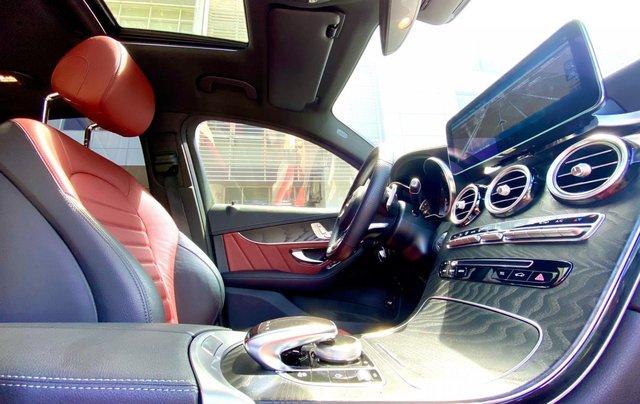 Bán GLC300 Coupe 2019 đen, nội thất đỏ, nhập nguyên chiếc, xe chạy 15.000km bao check hãng7