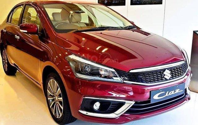 Suzuki New Ciaz 2020, nhập khẩu, giá tốt nhiều khuyến mại, hỗ trợ trả góp đến 90%0