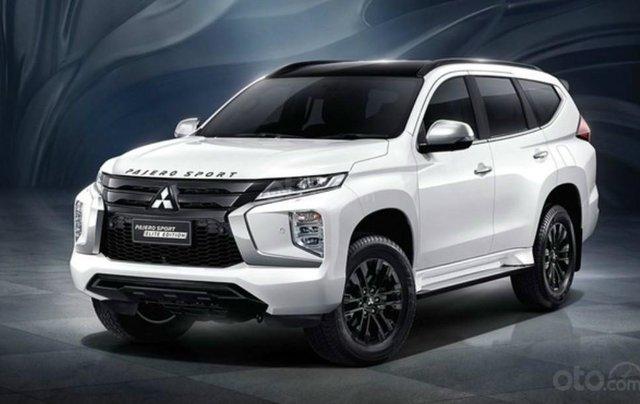 Quà tặng đặc biệt dành cho 300 khách hàng đầu tiên đăng ký mua xe Mitsubishi Pajero Sport đến 31/12/20208