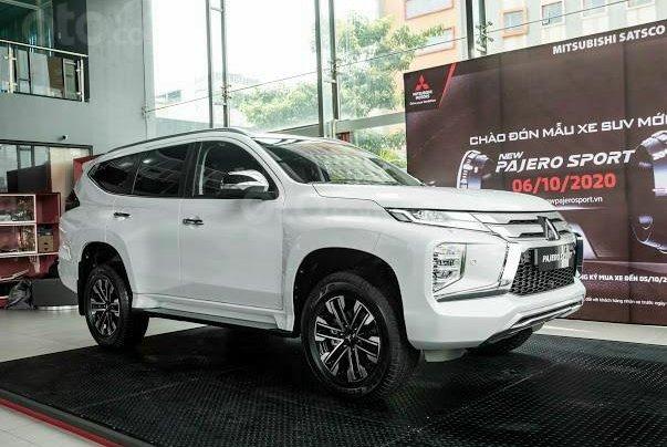 Quà tặng đặc biệt dành cho 300 khách hàng đầu tiên đăng ký mua xe Mitsubishi Pajero Sport đến 31/12/20206