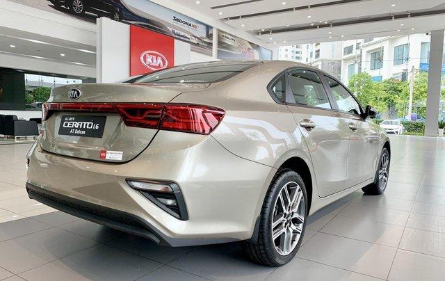 Kia Cerato 1.6 AT Deluxe 2019, xe mới - 549 triệu1