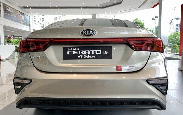 Kia Cerato 1.6 AT Deluxe 2019, xe mới - 549 triệu2