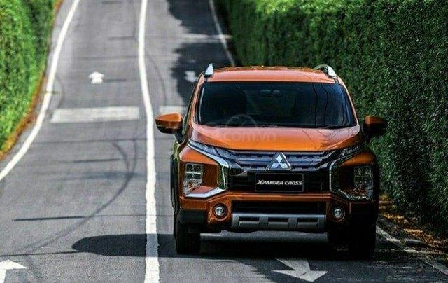 Cần bán gấp với giá ưu đãi nhất chiếc Mitsubishi Xpander Cross đời 2020, giao nhanh toàn quốc4
