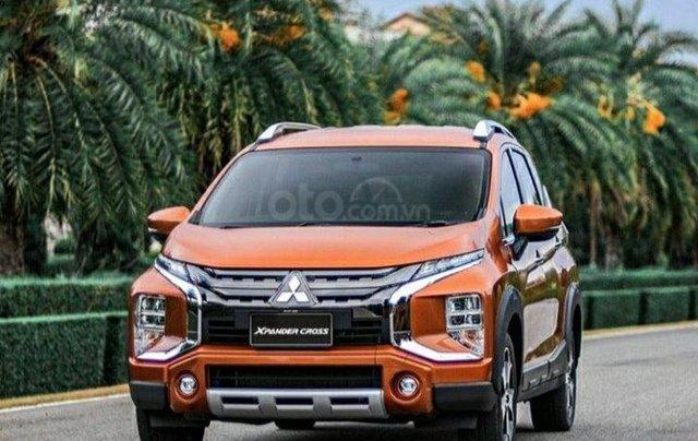 Cần bán gấp với giá ưu đãi nhất chiếc Mitsubishi Xpander Cross đời 2020, giao nhanh toàn quốc0